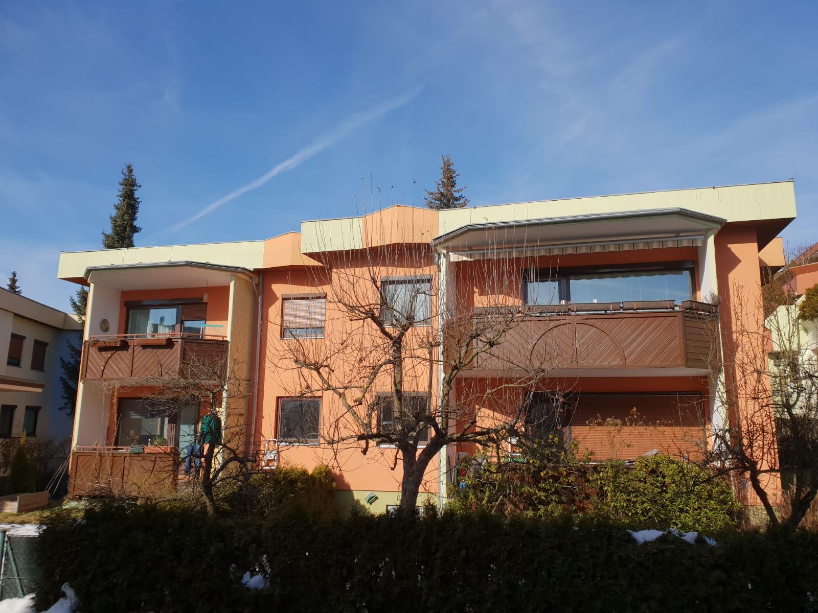 Neckheimgasse, Klagenfurt, Waidmannsdorf, Seenähe, Uni- Nähe, Studentenwohnung, Real- Wohnbau