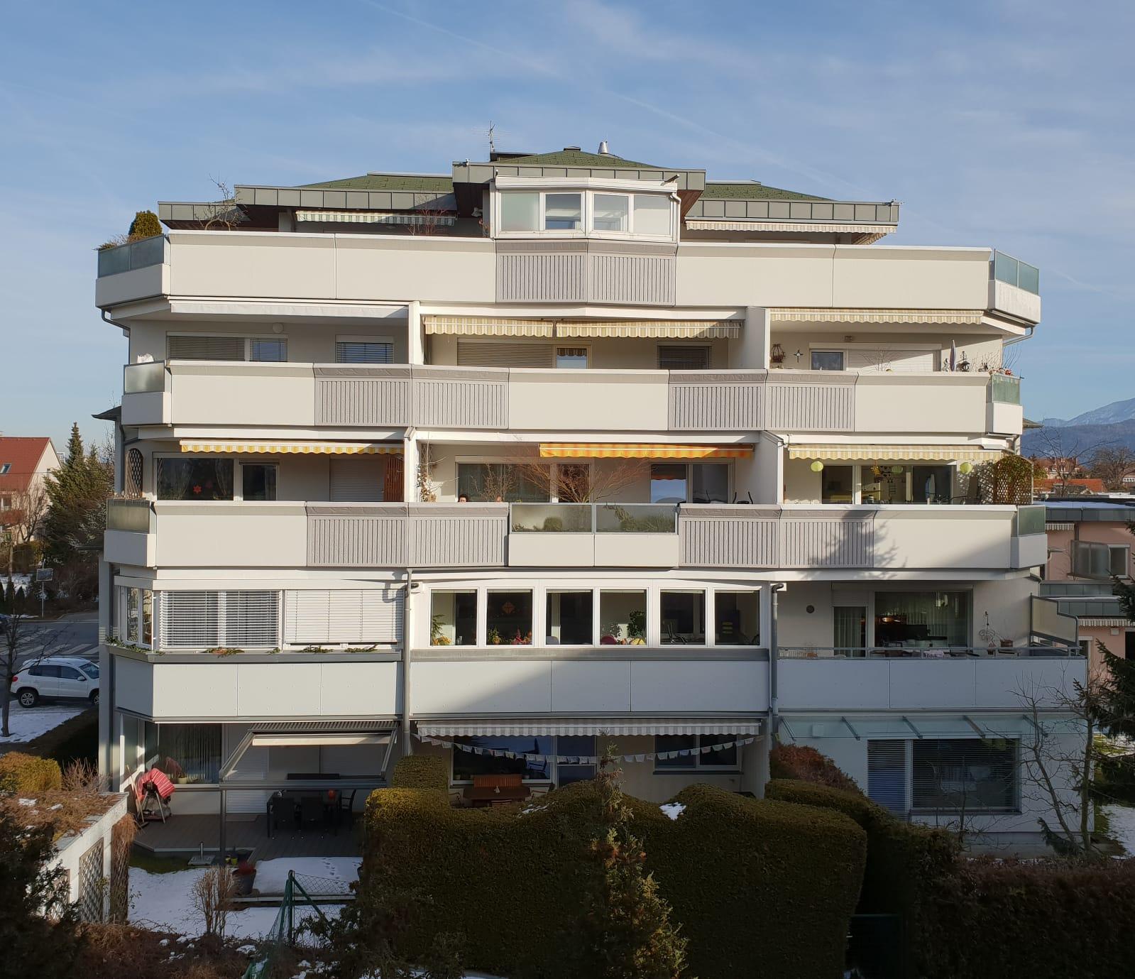 Mozartstrasse, Ginzkeygasse, Klagenfurt, Real- Wohnbau, Büro, Grünlage, ruhige Lage, Infrastruktur, Seenähe, Uni- Nähe, Waidmannsdorf,