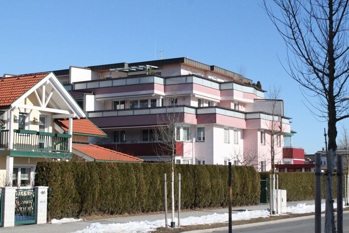 Kranzmayerstrasse/Schumanngasse
