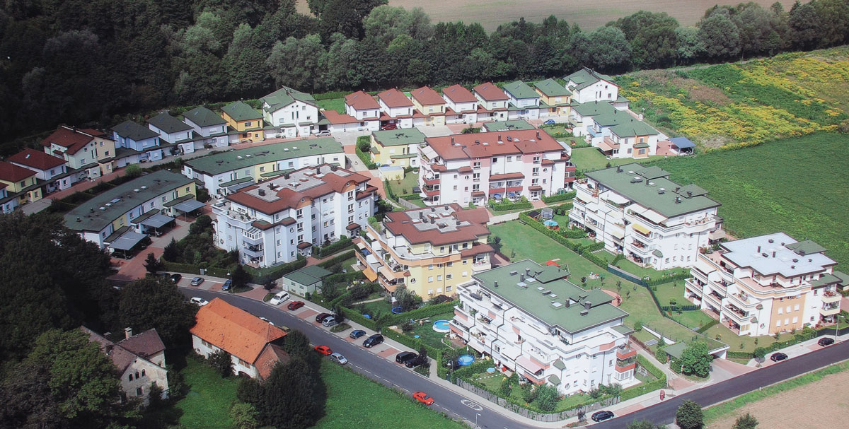 Wohnpark-Feschnig/Mantschehofgasse