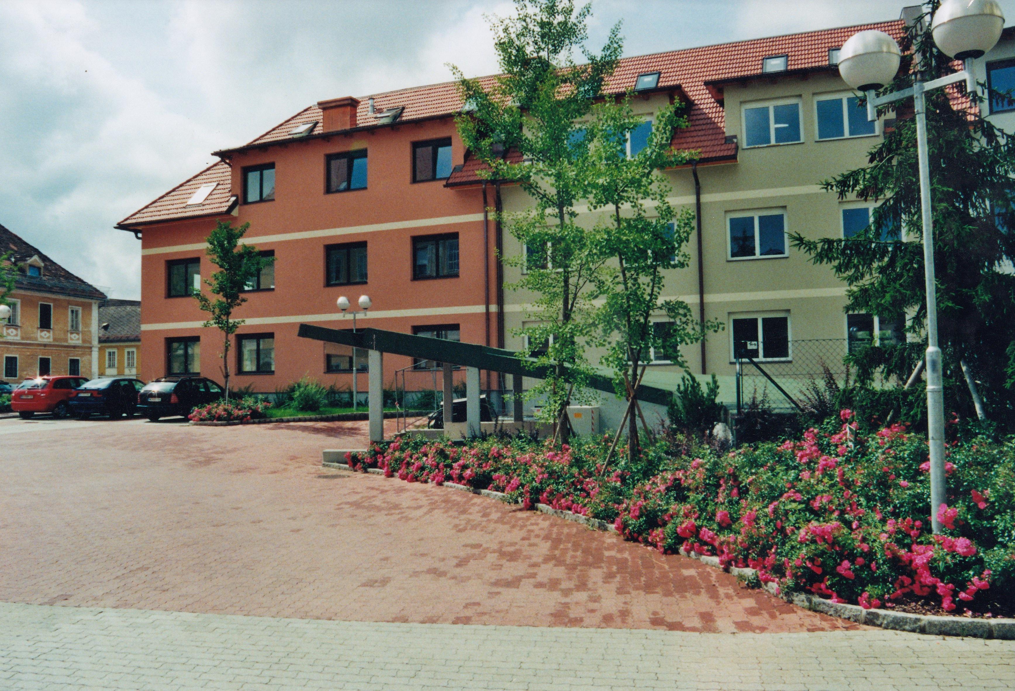 St. Veiterring, Bürogebäude, Geschäftslokale, Ordinationen